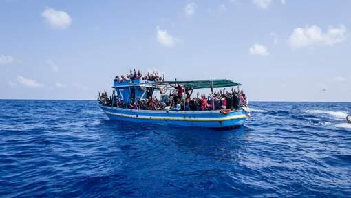 300.000 migrants ont traversé la Méditerranée en 2016
