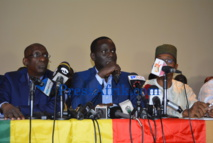 Radicalisation de l'opposition : Gackou et Cie prennent date le 14 octobre