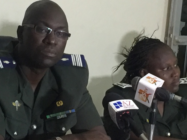 Urgent- Rebeuss le colonel Daouda Diop confirme un mort, 27 détenus et 14 agents blessés