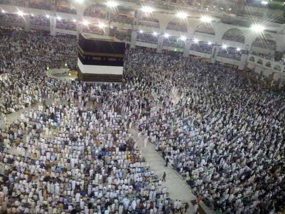 Le Pèlerinage 2016: géopolitique et spiritualité
