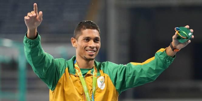 Wayde van Niekerk : «Je déteste le 400m»