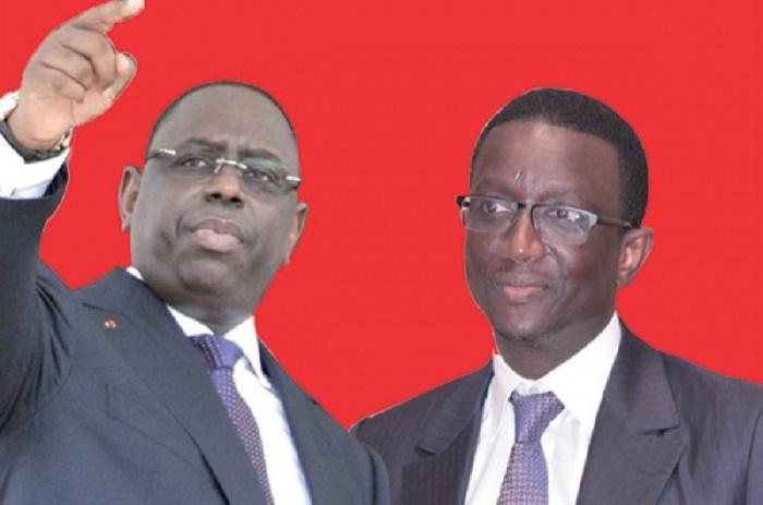 Contrôle de Dakar : Macky intronise Amadou Ba