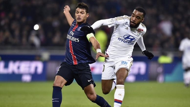 Football: Thiago Silva, joueur le mieux payé en Ligue 1