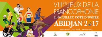 8e édition Jeux de la Francophonie 2017: la tournée de présélection des jurys culturels est lancée