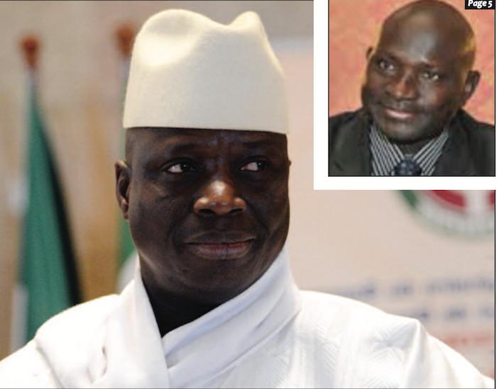 Brièvement bloqué à Dakar, l'ancien ministre de l'Intérieur de la Gambie, Ousmane Sonko a eu chaud
