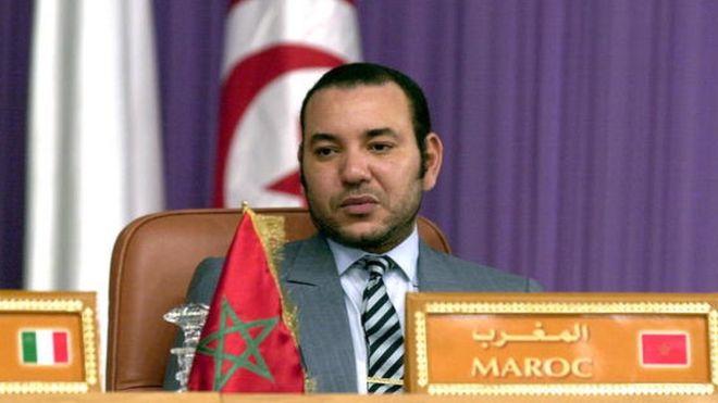 """Le roi du Maroc Mohammed VI avait affirmé en juillet que le moment était venu """"pour que le Maroc retrouve sa place naturelle au sein de sa famille institutionnelle""""."""