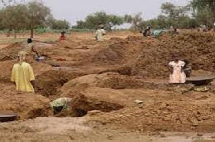 Kédougou : Le gouverneur ordonne la fermeture de tous les sites d'orpaillages de la région
