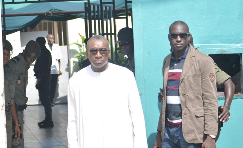 Après la mutinerie - Face aux détenus: Me Sidiki Kaba annonce une batterie de mesures