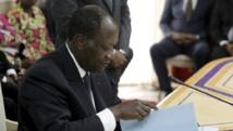 Côte d'Ivoire: le texte de la nouvelle Constitution remis au président Ouattara