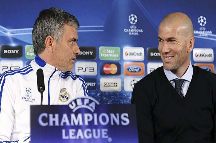 Mourinho a flingué Zidane et les cadres du Real