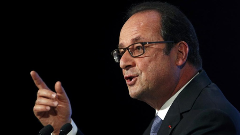 Migrants: Hollande à Calais dans un climat de tension croissante