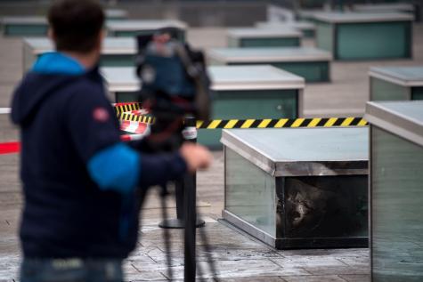 Deux attentats à la bombe en Allemagne, une mosquée était visée