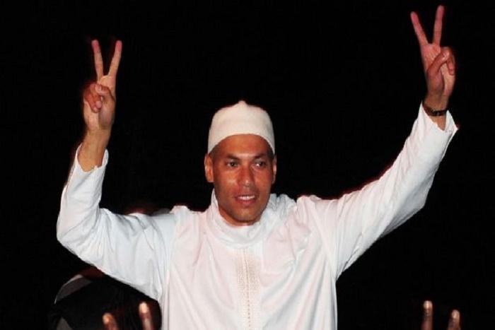 Après sa victoire en France, Karim Wade va poursuivre l'Etat pour…