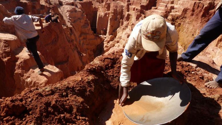 Madagascar: manifestation contre une société minière chinoise à Soamahamanina