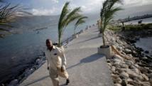 Haïti démunie face à l'arrivée de l'ouragan Matthew