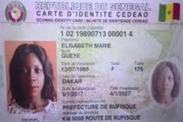 Carte d'identité biométrique : Les Sénégalais invités à remplir les formalités