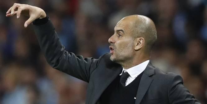 Manchester City: Pep Guardiola a coupé Internet