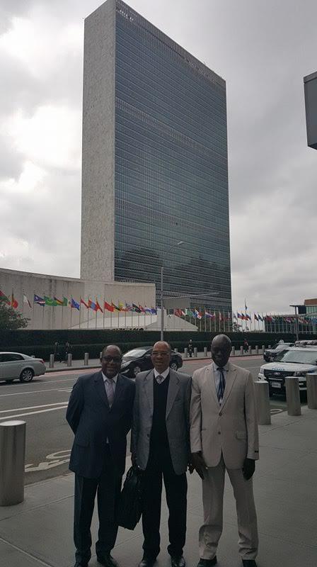Pétition: Abdoul Latif Aïdara demande à l'ONU de relire le principe d'autodétermination