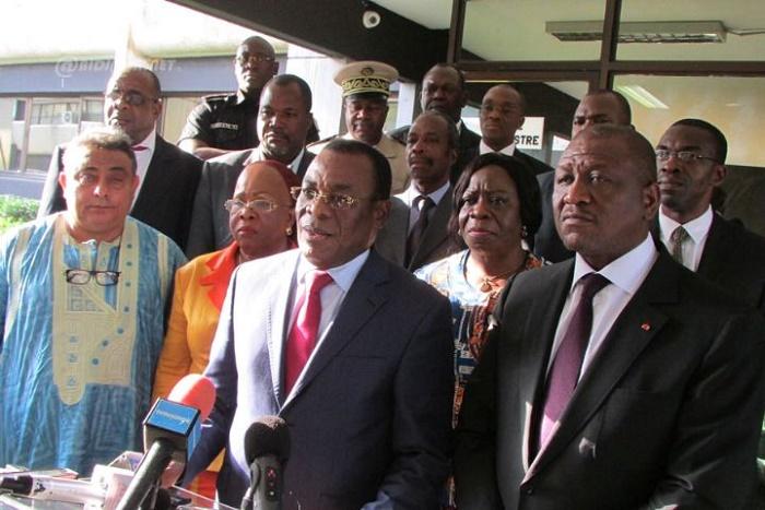 Côte d'Ivoire: sit-in annoncé de l'opposition devant l'Assemblée nationale, Hamed Bakayoko souhaite le report de la manifestation