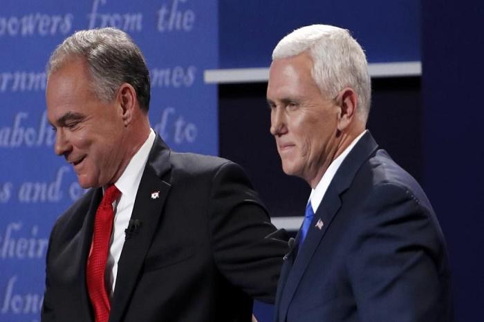 Etats-Unis: les candidats à la vice-présidence à l'offensive
