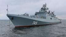 Syrie: l'armée russe se renforce en Méditerranée, Ayrault à Moscou et Washington