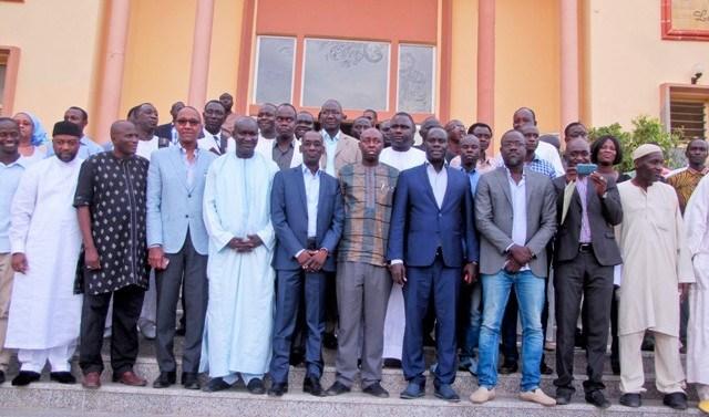 """Manifestation du 14 octobre: """"Manko Wattu Sénégal"""" dépose sa déclaration et met en garde le préfet de Dakar..."""