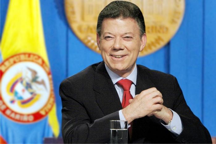URGENT : Prix Nobel de la paix: le président colombien Juan Manuel Santos lauréat pour l'accord de paix négocié avec les FARC