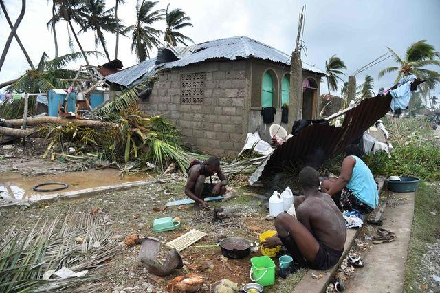 Ouragan Matthew : Le bilan aurait atteint 842 morts en Haïti, quatre morts en Floride