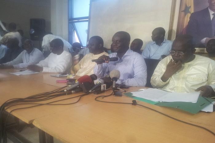 Malick Gackou: «Nous allons répondre à Frank Timis et au gouvernement qui sent le gaz… »