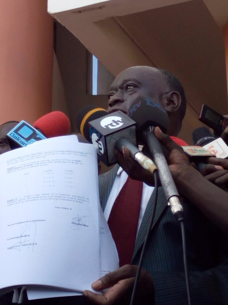 Plainte de Frank Timis : Me El hadji Diouf liste les onze premières personnes poursuivies