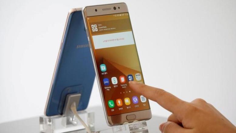 Galaxy Note 7: Samsung met fin à la vente et demande d'éteindre les appareils