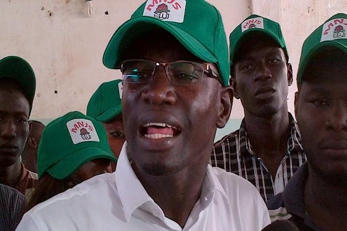 Bounama Sall : «Barthélémy Dias devait aller jusqu'au bout en démission de son poste de député»