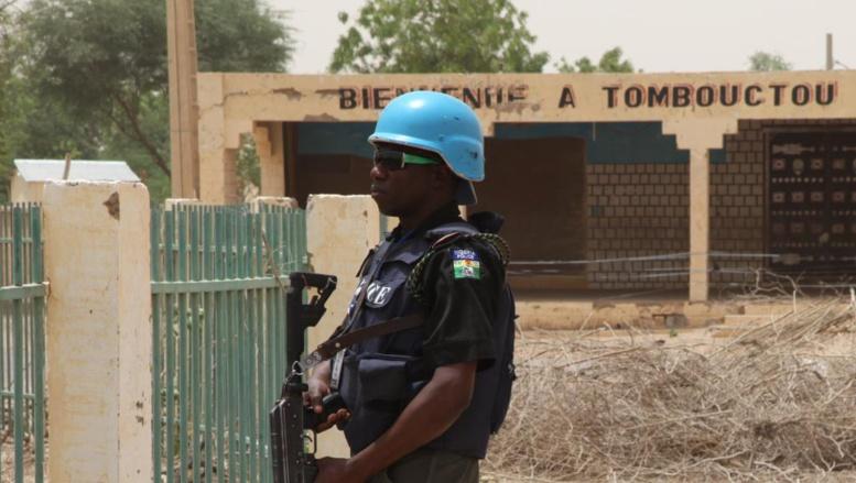 Mali: attaque kamikaze déjouée contre la Minusma à Tombouctou