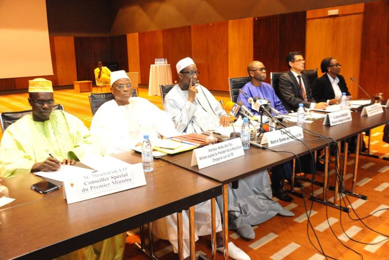 «550 milliards de F CFA sont reçus annuellement des partenaires au développement», Amadou BA