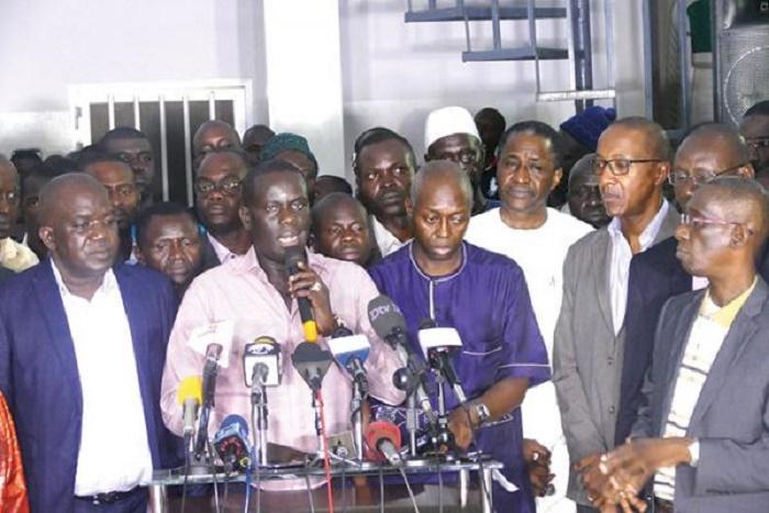 Marche du 14 octobre: Manko Wattu Senegaal dénonce les arrestations de militants et exige leur libération sans délai