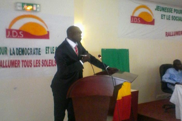 Réouverture  du dossier Ndiaga Diouf : La Jds dénonce une manipulation contre Dias