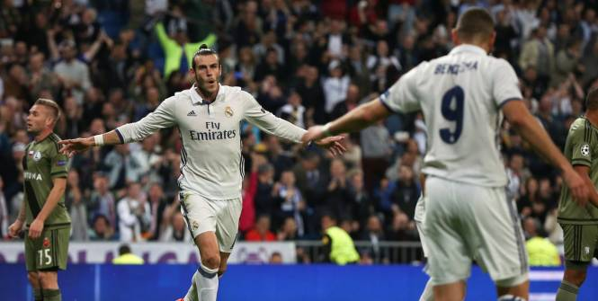 Ligue des Champions : Le Real s'amuse contre le Legia
