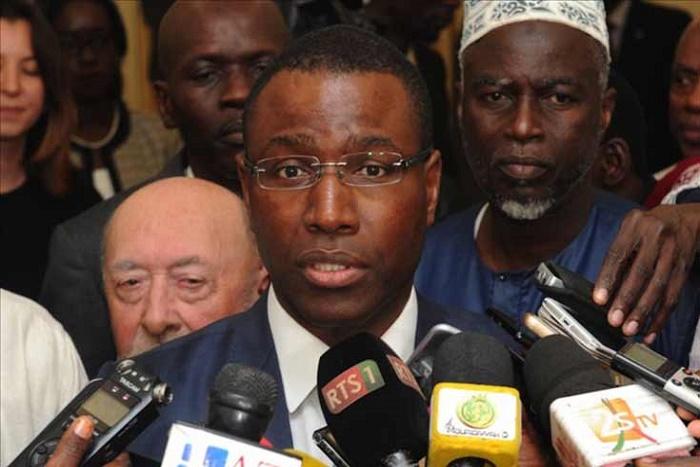 Nommé vice-président, Amadou Hott quitte le FONSIS pour la BAD