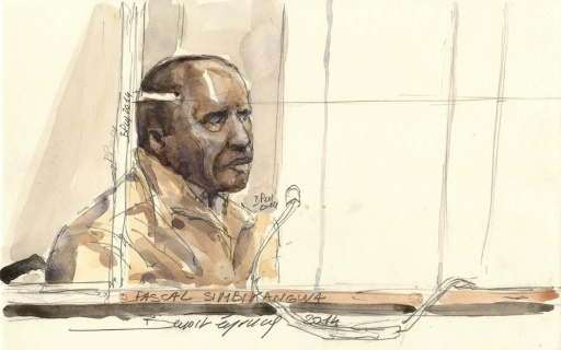Génocide : le rwandais Pascal Simbikangwa jugé en appel à Bobigny