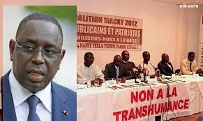 Mise à l'écart de la liste des 70 membres du HCCT: les leaders de «Macky 2012» statuent vendredi