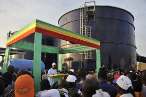 Mali: le BIPREM à l'assaut des organismes privés et publics du Canada pour le financement des fontaines d'eau potable