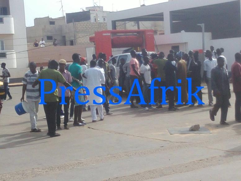 Urgent - meurtre de Iba Samb - Taximen en masse sur la route de Yoff: Tension en l'air (IMAGES)