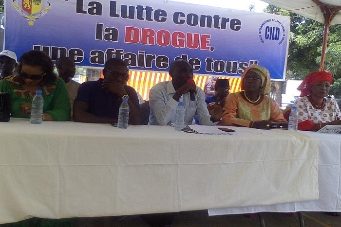 Les jeunes de Sicap Liberté 2 s'investissent dans la sensibilisation contre les dangers de la drogue