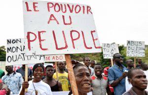 """Referendum """"présidentiel"""" en Côte d'Ivoire"""