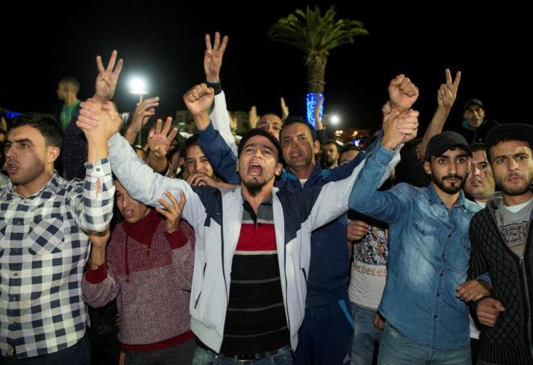 Manifestations au Maroc : «Mouhcine Fikri est le maillon faible de la chaîne»