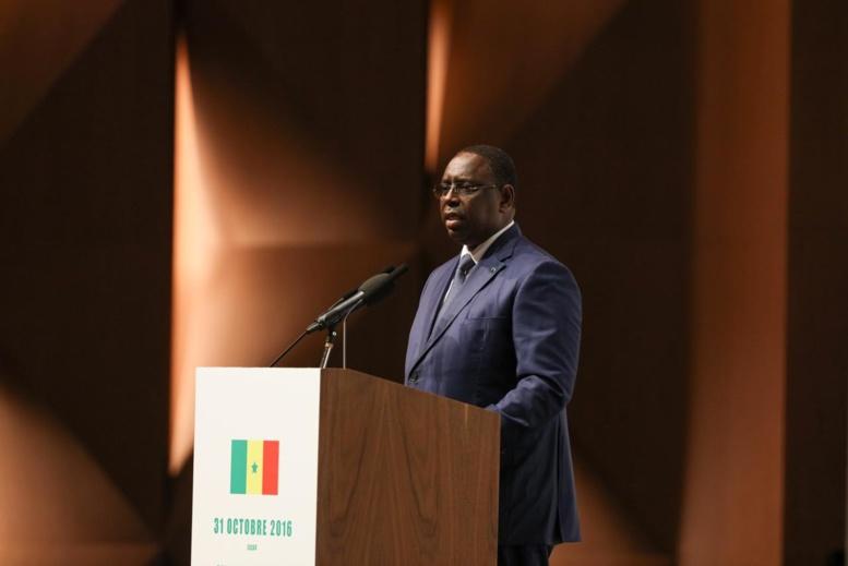 Le HCCT installé: Macky arme Ousmane Tanor Dieng et les hauts conseillers