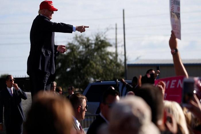 Présidentielle américaine: Donald Trump sent la victoire