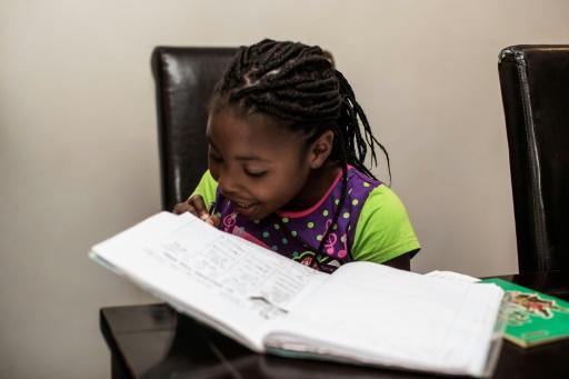 Une écrivaine sud-africaine de 7 ans qui fait rêver les enfants