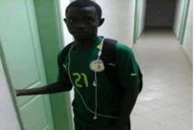 Thiès: mort subite de Pape Ousmane Mbaye, joueur de l'équipe nationale U20
