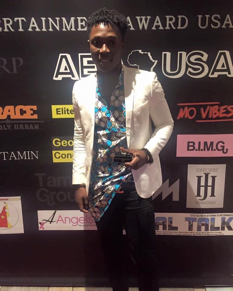 Prix Découvertes RFI : l'artiste guinéen Soul Bang's lauréat de l'édition 2016